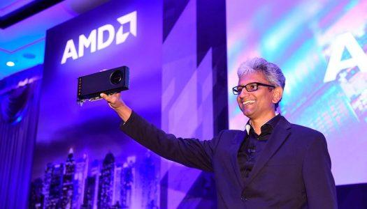 Intel contrata a Raja Koduri para desarrollar tarjetas gráficas integradas